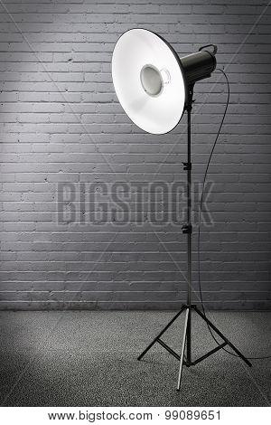 Professional strobe light