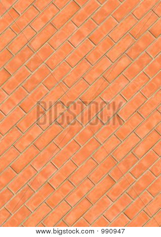 Diagonal Brickwork