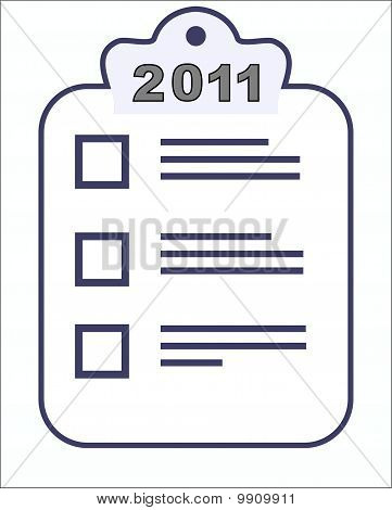 Plans For The New 2011 Year