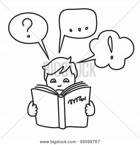 Read A Book, Get Information,...