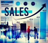 Discount Sales Selling Commerce Marketing Concept poster