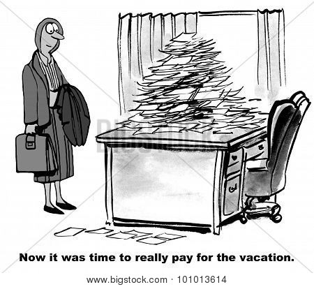 Vacation Payback