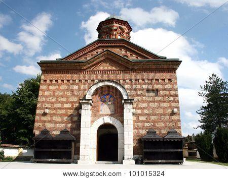 Lelic Monastery
