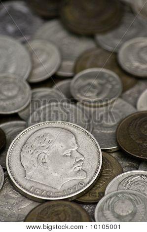 Soviet Obsolete Coins