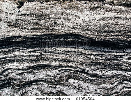 Background And Texture Of Volcanic Formations