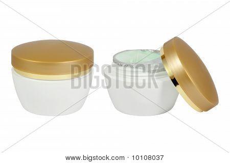 Pot Of Cream