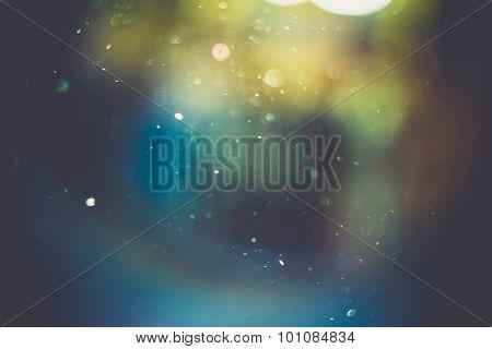 Glittering Bokeh