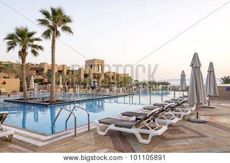 Holiday Inn Resort Dead Sea, Jordan