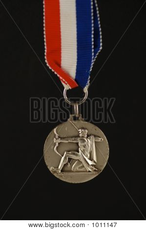 Medal With Archer