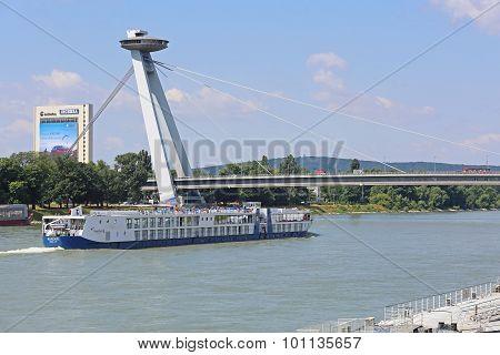 Danube River Bratislava