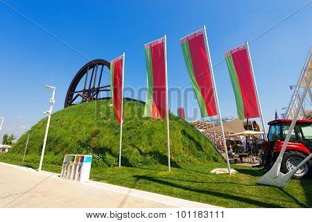 Belarus Pavilion - Expo Milano 2015