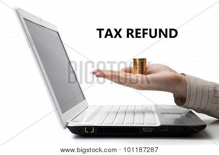Metaphor For The Payment Of Taxes