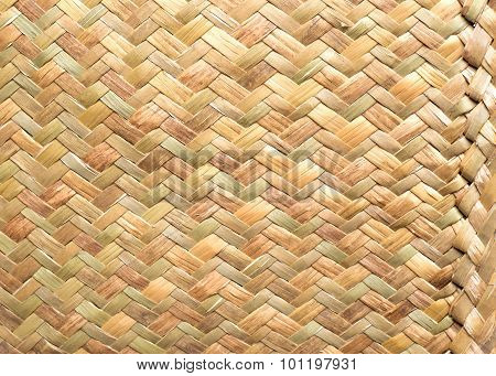 Wicker Texture Thai  Hand Made Traditional Usage Adapt To More Appliance