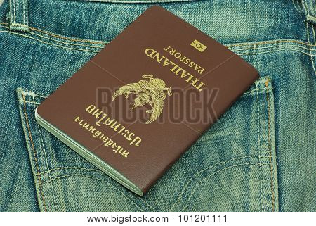Passport Stolen From Back Pocket Thailand