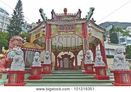 Longevity Pavilion At Repulse Bay, Hong Kong