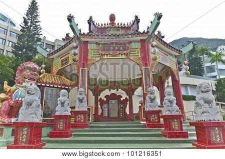 Longevity Pavilion At Repulse Bay, Hong Kong
