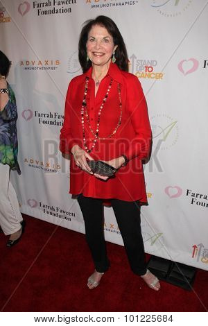 LOS ANGELES - SEP 9:  Sherry Lansing at the Farrah Fawcett Foundation 1st Tex-Mex Fiesta at the Wallis Annenberg Center for the Performing Arts on September 9, 2015 in Beverly Hills, CA