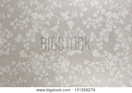 Chintz For Texture Or Background.