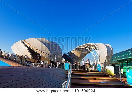 Germany Pavilion - Expo Milano 2015