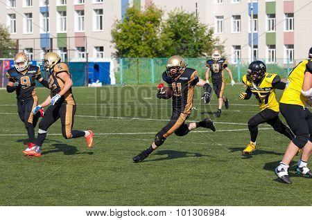 R. Pukhaev (11) Dribble
