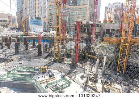 Masjidil Haram expansion