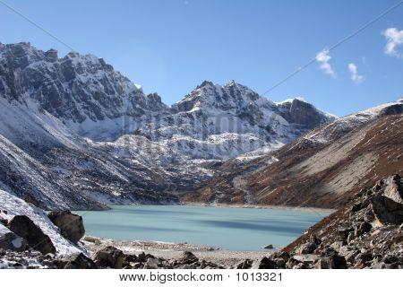 Ngozumba Tsho - Himalayas