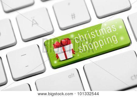 christmas shopping key