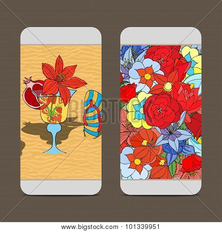 phone cover back