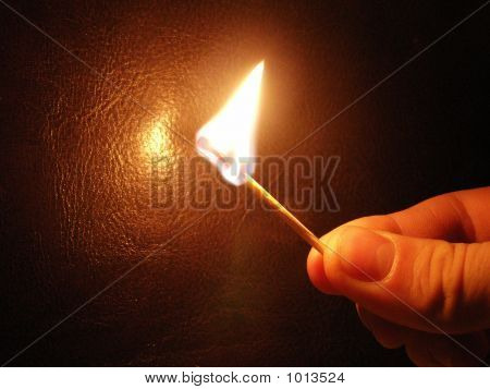 Flame Of Our Life