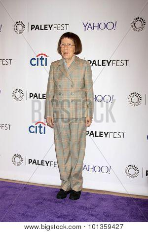 LOS ANGELES - SEP 11:  Linda Hunt at the PaleyFest 2015 Fall TV Preview - NCIS: Los Angeles at the Paley Center For Media on September 11, 2015 in Beverly Hills, CA