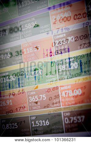 Stock market trading
