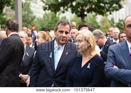 Chris & Mary Pat Christie