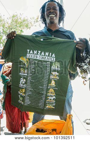 Learn Swahili T Shirt