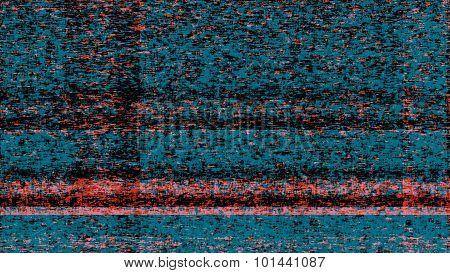 Futuristic Screen Display Pixels 10465