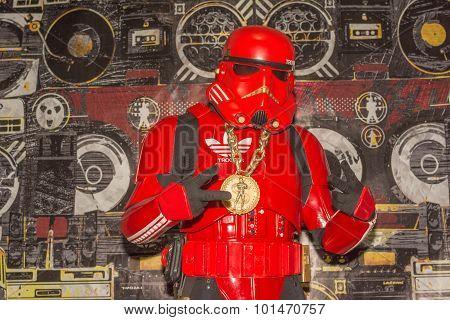 Hip Hop Storm Trooper