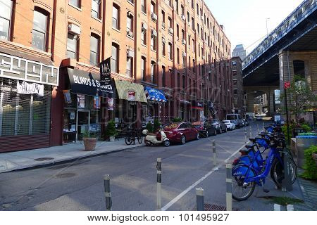 Pearl Street Dumbo Brooklyn
