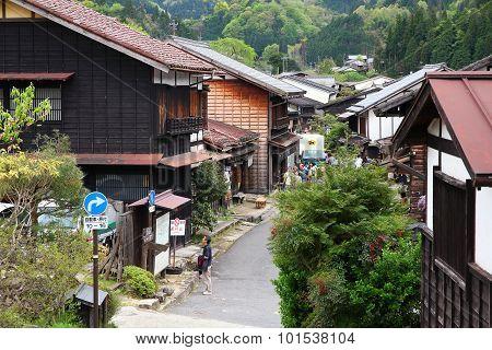 Tsumago-juku, Japan