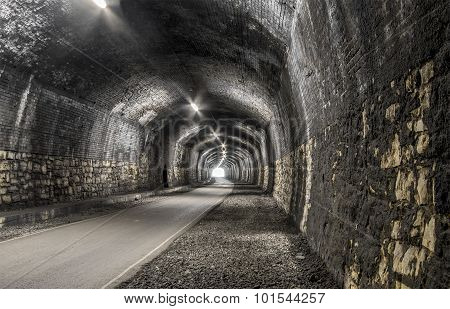 Hdr Old Railway Tunnel