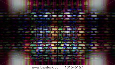 Futuristic Screen Display Pixels 10475