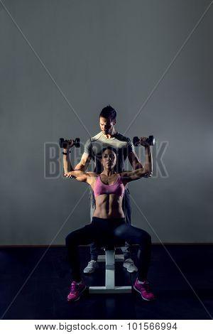 Couple Workout Routine