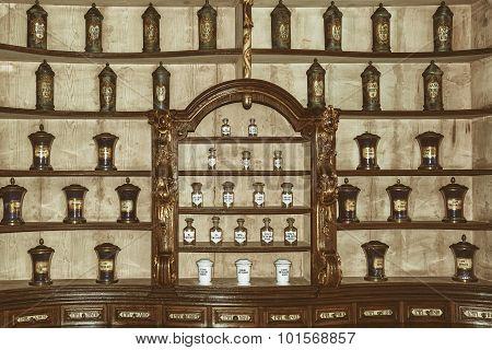 Medieval Drugstore