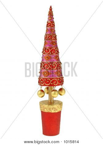Contemporary Decorative Christmas Tree