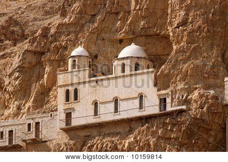 Monastery Mount of Temptation