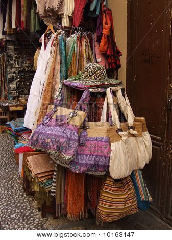 Oriental Market - Albaicin Granada