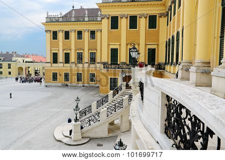 Schonbrunn Palace VI