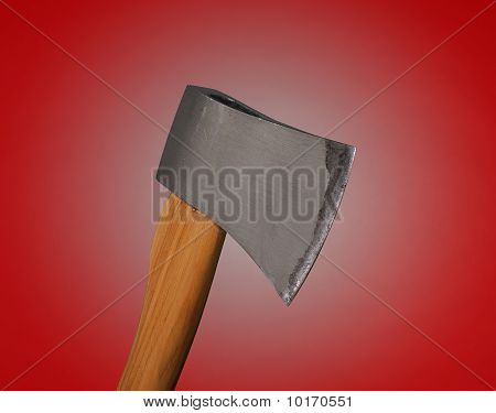 Sharp axe