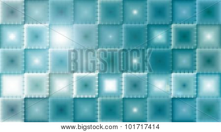 Textured Abstract Blue and White Background