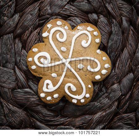 Tasty Gingerbread Cookie