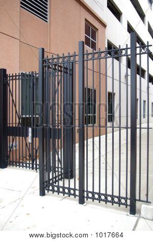 Gated Courtyard