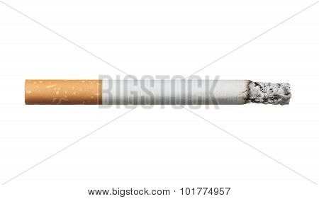 Close Up Of A Cigarette